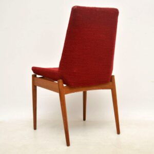 1950's Set of 6 Vintage Dining Chairs by Robert Heritage for Archie Shine