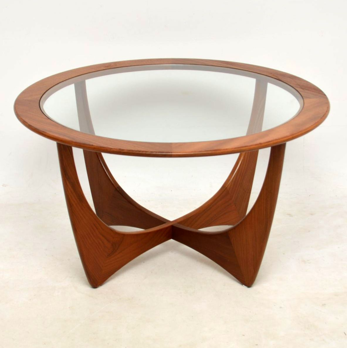 1960 S Vintage Teak Astro Coffee Table By G Plan