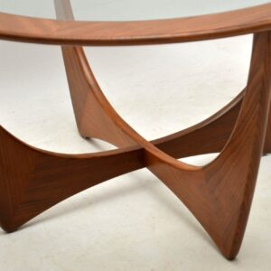 1960's Vintage Teak Astro Coffee Table by G- Plan