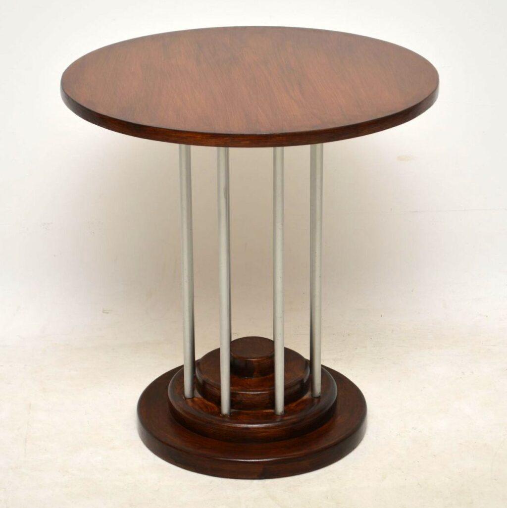 1970's vintage side table