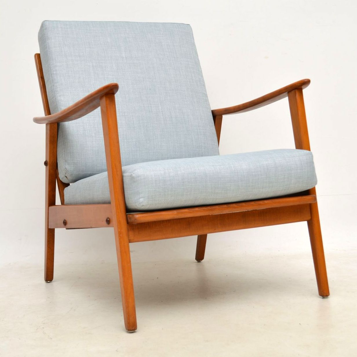 Great 1960u0027s Danish Vintage Armchair