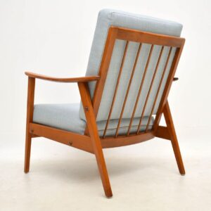 1960's Danish Vintage Armchair