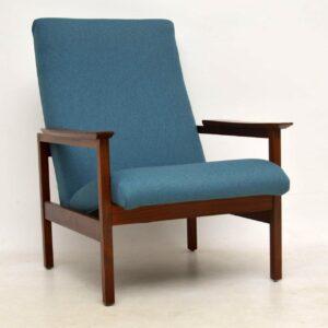vintage guy rogers armchair
