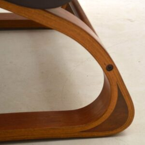 vintage leather kengu armchair rykken and co