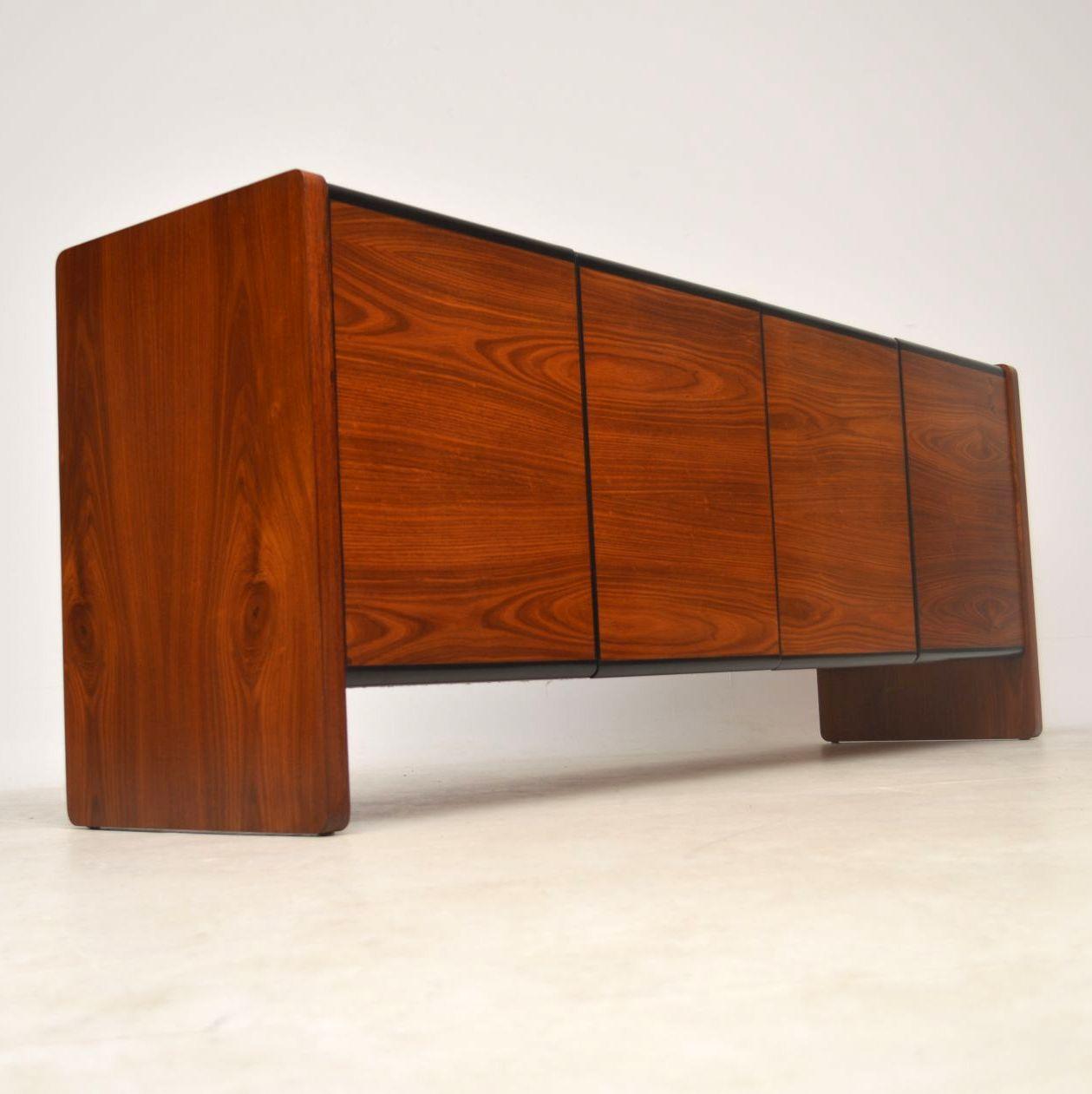 1960 S Vintage Danish Rosewood Sideboard Retrospective