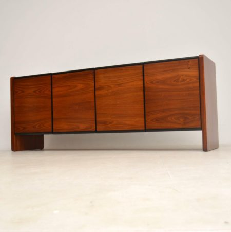 1960's Vintage Danish Rosewood Sideboard