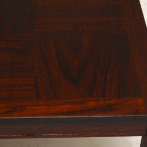 Rosewood Scandinavian Vintage Coffee Table by Heggen of Norway