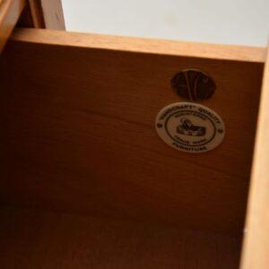 vintage alfred cox sideboard