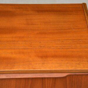 1970's Danish Teak Chest of Drawers