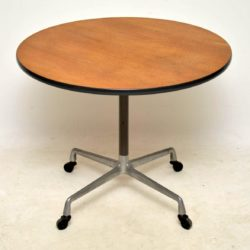 1960's Vintage Herman Miller Eames Dining Table
