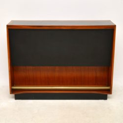 vintage teak drinks bar by archie shine