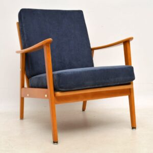 1960's Pair of Vintage Armchairs