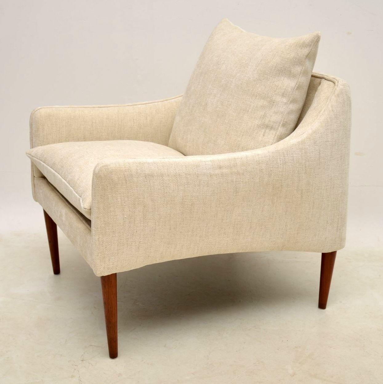 hans olsen model 800 danish armchair