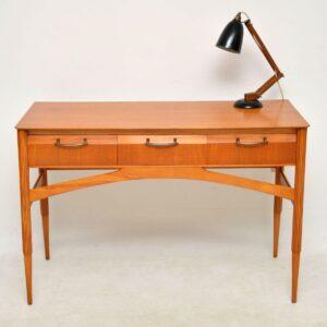 vintage satinwood desk