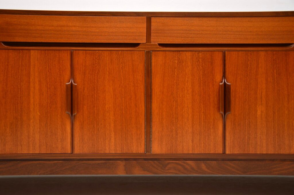 mid-century teak sideboard by robert heritage for archie shine