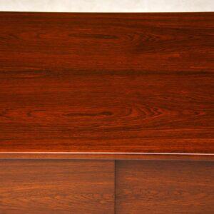 mid-century danish rosewood sideboard