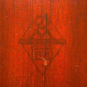 1960's Danish Rosewood Vintage Sideboard