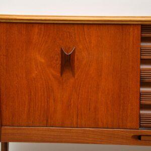 mid-century teak rosewood sideboard