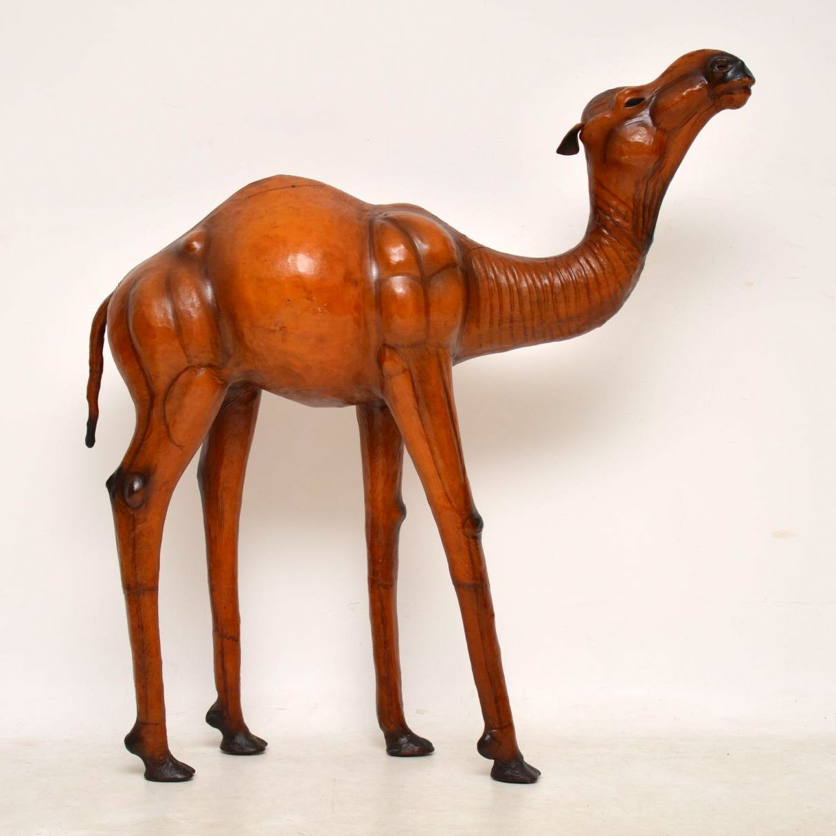 antique leather camel liberty of london