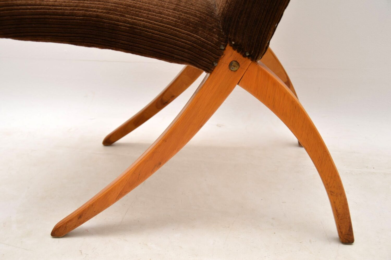 vintage danish lounge chair