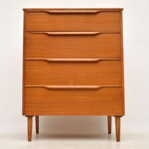 1960's Teak Vintage Chest of Drawers