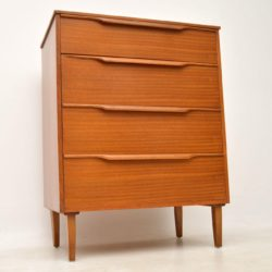 1960's Teak Vintage Chest of Drawers