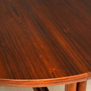1960's Rosewood Extending Dining Table by Robert Heritage for Archie Shine