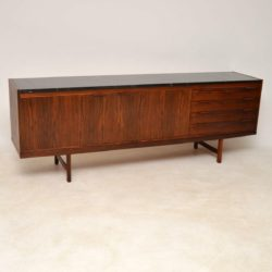 1960's Rosewood & Marble Sideboard by Robert Heritage for Archie Shine