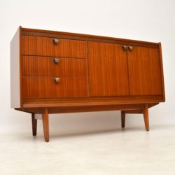 1950's Vintage Sideboard in Tola Wood