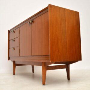 retro vintage midcentury danish sideboard