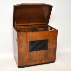 vintage rgd 1046g radiogram record player