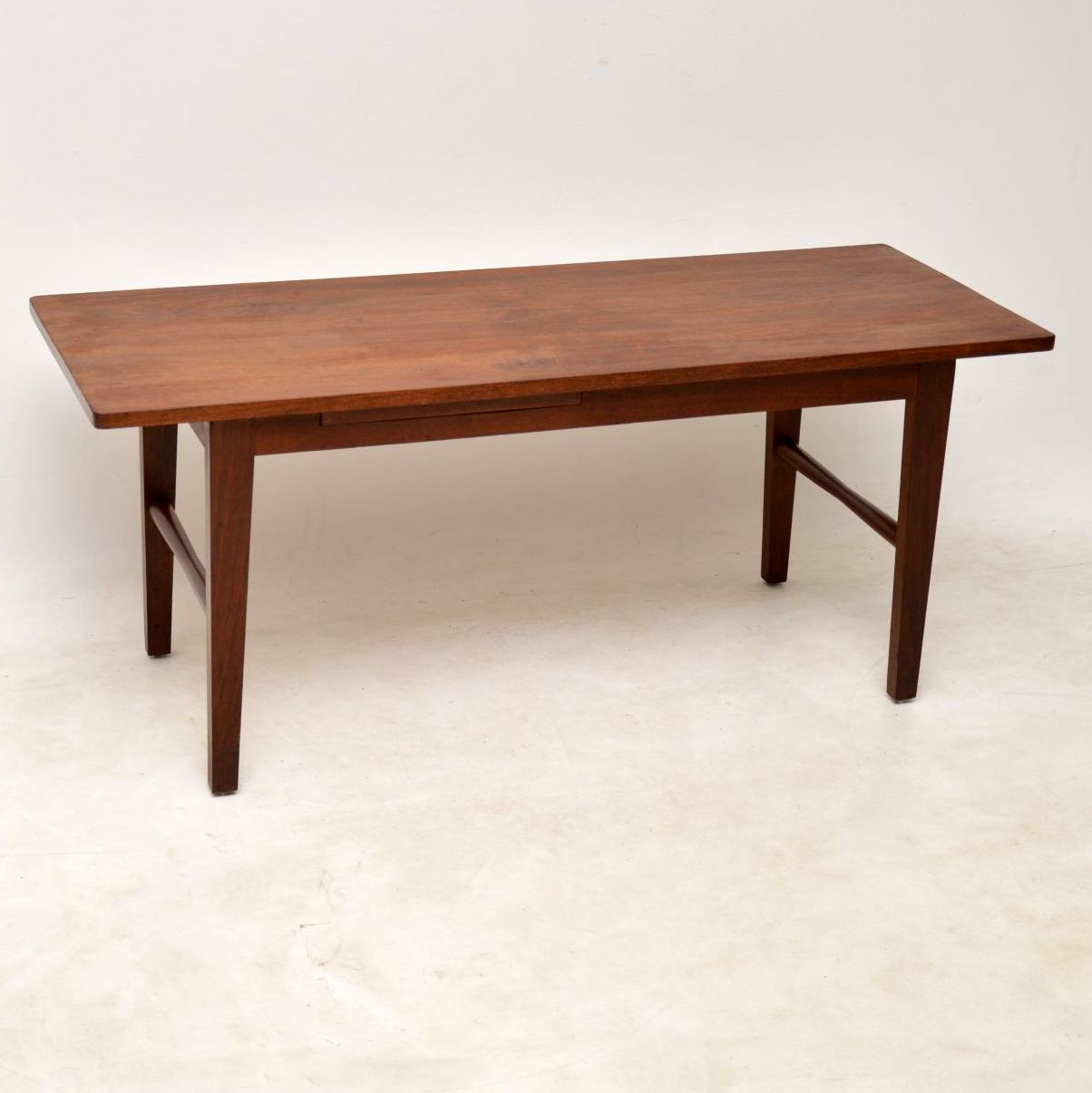Vintage Teak Coffee Tables: 1960's Vintage Teak Coffee Table