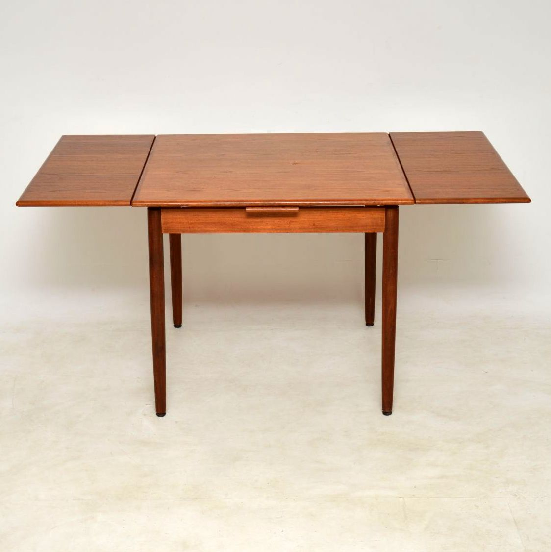 1960 S Vintage Danish Teak Dining Table Retrospective
