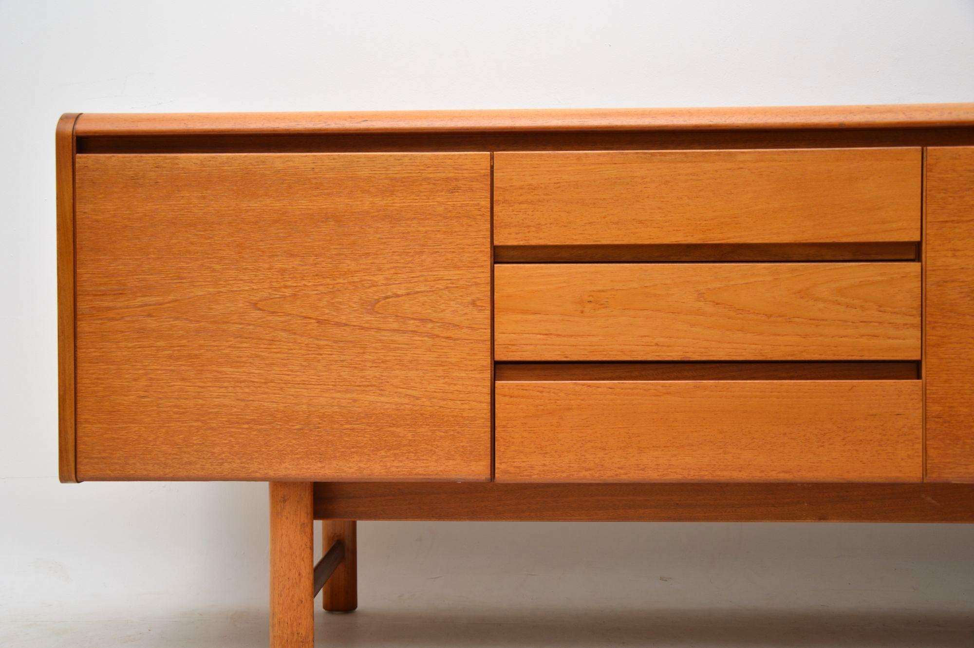 1960 s vintage teak sideboard by white newton retrospective interiors vintage furniture. Black Bedroom Furniture Sets. Home Design Ideas