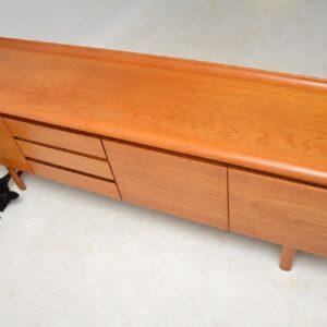 1960's Vintage Teak Sideboard by White & Newton