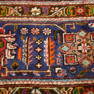 Very Large Vintage 1930's North West Persian Tabriz Carpet