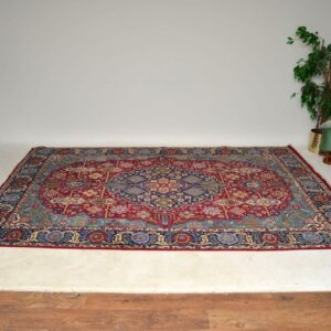 antique vintage persian rug carpet