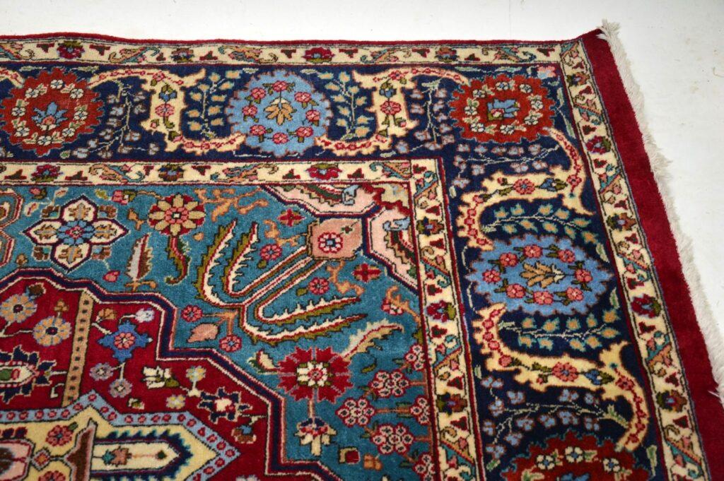 antique vintage persian rug carpet