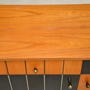 vintage cabinet sideboard 1950's