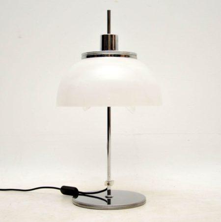 1970 S Vintage Italian Table Lamp By Harvey Guzzini