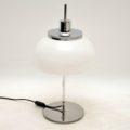 vintage italian harvey guzzini lamp
