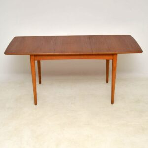 1960's Teak Vintage Dining Table