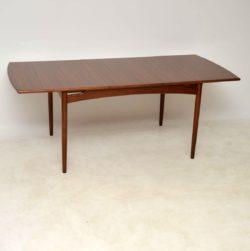 vintage walnut g- plan dining table