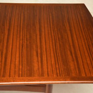 vintage walnut g- plan dining table