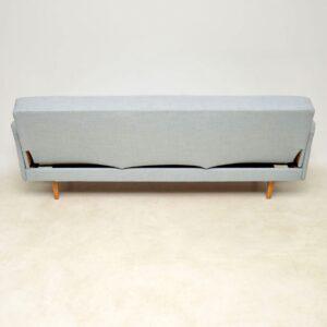 vintage retro sofa bed