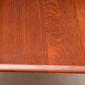 danish teak vintage coffee table peter hvidt