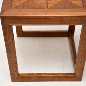 vintage g- plan nest of tables