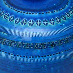 bitossi vintage vase by aldo londi