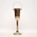 1970's Vintage Steel Champagne Bucket / Wine Cooler