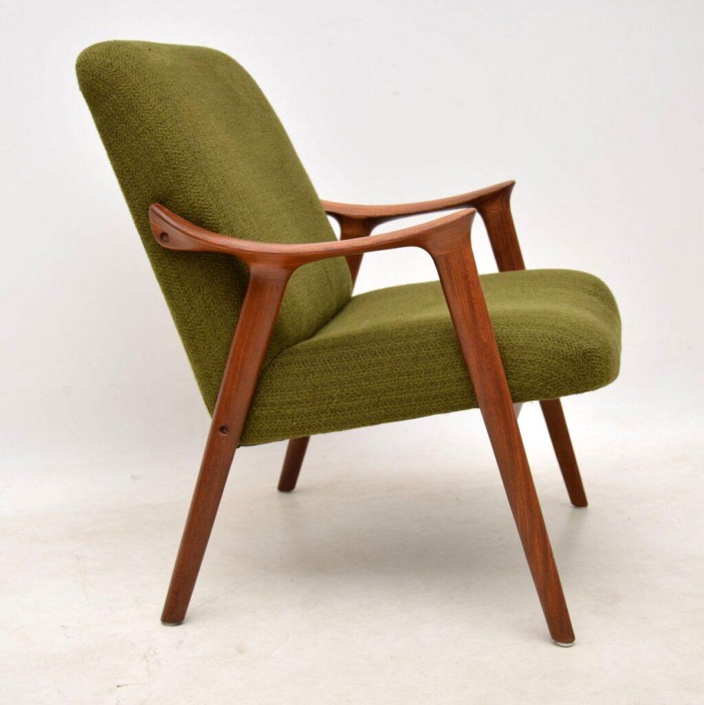 danish armchair ingmar relling for westnofa